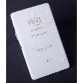 Силиконовый транспарентный чехол для Samsung Galaxy Tab S 8.4