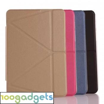 Оригами чехол книжка подставка на силиконовой основе для Samsung Galaxy Tab S2 8.0