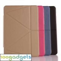 Оригами чехол книжка подставка на силиконовой основе для Samsung Galaxy Tab S2 9.7
