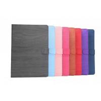 Чехол книжка подставка текстура Дерево на поликарбонатной основе с магнитной защелкой для Samsung Galaxy Tab S2 9.7