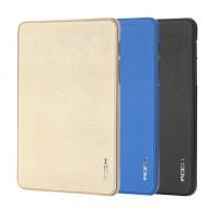Чехол книжка подставка на поликарбонатной непрозрачной основе для Samsung Galaxy Tab S2 9.7