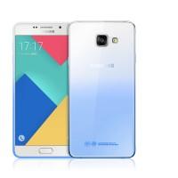 Силиконовый градиентный чехол для Samsung Galaxy A7 (2016)