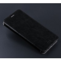 Чехол флип подставка водоотталкивающий для Samsung Galaxy A5 (2016) Черный