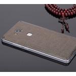 Клеевая кожаная накладка для Huawei Honor 5X