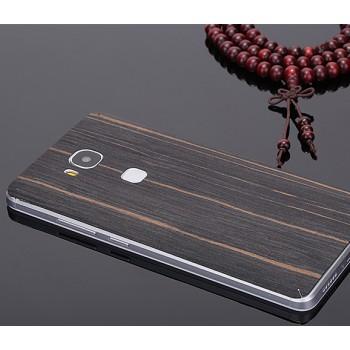 Клеевая натуральная деревянная накладка для Huawei Honor 5X