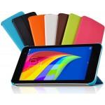 Чехол флип подставка сегментарный для Huawei MediaPad T1 7.0