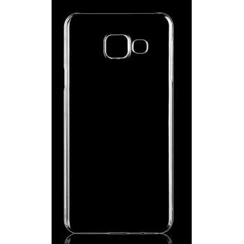 Пластиковый транспарентный чехол для Samsung Galaxy A3 (2016)
