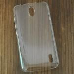 Пластиковый транспарентный чехол для Huawei Y625