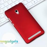 Пластиковый чехол для ASUS Zenfone 6 Красный