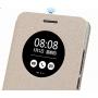 Чехол флип-подставка с окном вызова для ASUS Zenfone 6