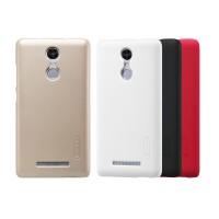 Пластиковый матовый нескользящий премиум чехол для Xiaomi RedMi Note 3
