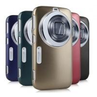 Пластиковый чехол серия Metallic Layer для Samsung Galaxy K Zoom