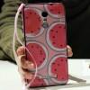 Силиконовый дизайнерский чехол с принтом для Xiaomi RedMi Note 3