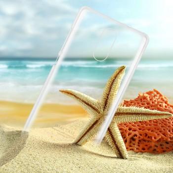 Пластиковый транспарентный чехол для Xiaomi RedMi Note 3
