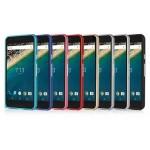 Металлический бампер для Google LG Nexus 5X