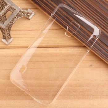Пластиковый транспарентный чехол для LG Optimus L7 2 II P715
