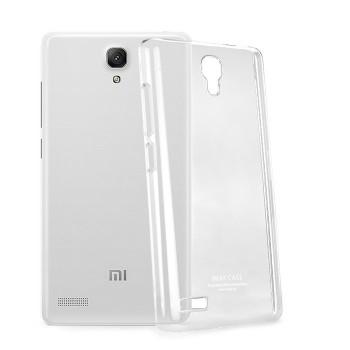 Пластиковый транспарентный чехол для Xiaomi RedMi Note