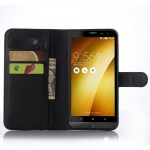 Чехол портмоне подставка с защелкой для Asus Zenfone Zoom