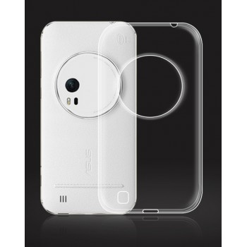 Силиконовый транспарентный чехол для Asus Zenfone Zoom