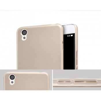 Пластиковый матовый нескользящий премиум чехол для OnePlus X