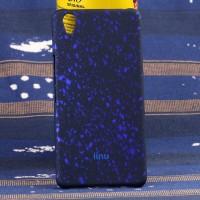 Пластиковый матовый дизайнерский чехол с голографическим принтом Звезды для OnePlus X
