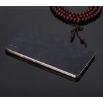 Клеевая кожаная накладка для OnePlus X