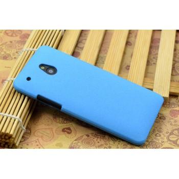 Пластиковый матовый чехол для HTC One Mini