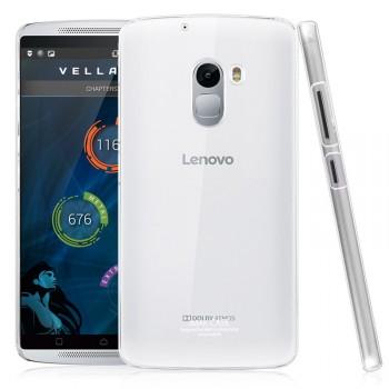 Пластиковый транспарентный чехол для Lenovo A7010