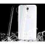 Пластиковый транспарентный чехол для Alcatel OneTouch Pixi First