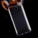 Силиконовый транспарентный чехол для ASUS ZenFone Go 4.5