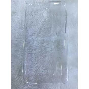 Пластиковый транспарентный чехол для Alcatel One Touch Pop S7