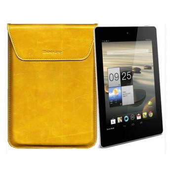 Кожаный мешок премиум для Acer Iconia Tab A1