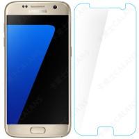 Защитная пленка на плоскую часть экрана для Samsung Galaxy S7