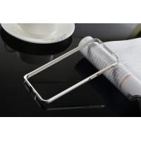 Металлический бампер для Meizu M2 Mini Серый