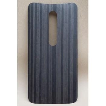 Оригинальная встраиваемая натуральная деревянная сменная крышка для Lenovo Moto X Style