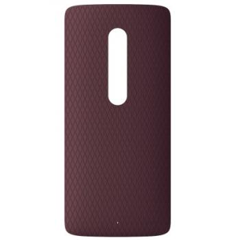 Оригинальная сменная пластиковая крышка текстура Ромб для Lenovo Moto X Play