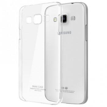Пластиковый транспарентный олеофобный премиум чехол для Samsung Galaxy A5