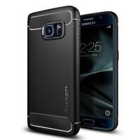 Противоударный силиконовый премиум чехол экстрим защита для Samsung Galaxy S7