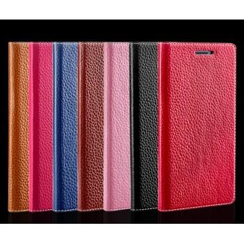 Чехол горизонтальная книжка подставка текстура Кожа для Xiaomi RedMi 3