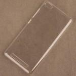Пластиковый транспарентный чехол для Xiaomi RedMi 3