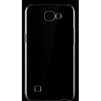 Пластиковый транспарентный чехол для LG K4