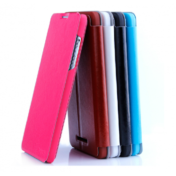 Чехол флип подставка на пластиковой основе для Samsung Galaxy J3 (2016)