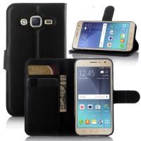 Чехол портмоне подставка с защелкой для Samsung Galaxy J3 (2016)