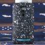 Пластиковый матовый дизайнерский чехол с голографическим принтом Звезды для ASUS Zenfone 2 Laser 5.5
