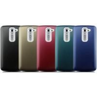 Пластиковый чехол серия Metallic для LG Optimus G2 mini