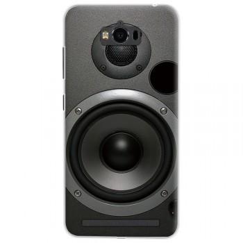 Силиконовый дизайнерский чехол с принтом для ASUS ZenFone Max