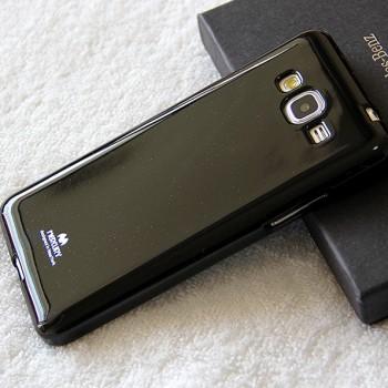 Силиконовый глянцевый непрозрачный чехол для Samsung Galaxy Grand Prime