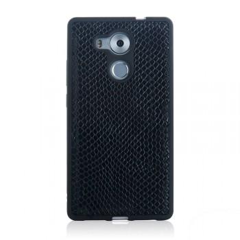 Силиконовый дизайнерский чехол текстура Рептилия для Huawei Mate 8