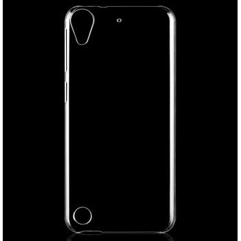 Пластиковый транспарентный чехол для HTC Desire 530/630