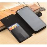 Чехол портмоне подставка на силиконовой основе с магнитной защелкой для HTC Desire 530/630